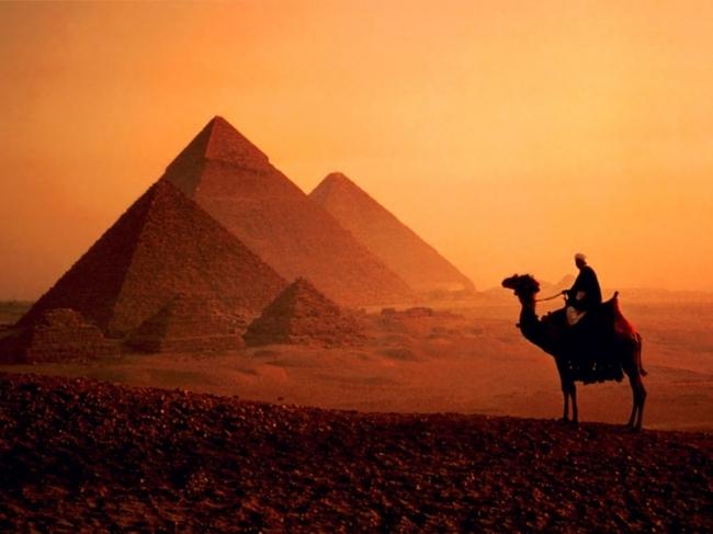TURQUIA, EGIPTO Y GRECIA
