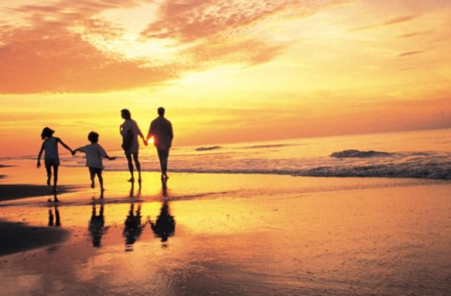 ARUBA EN FAMILIA