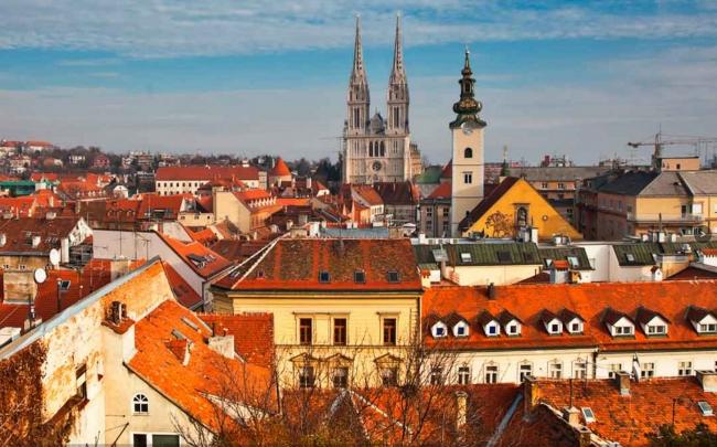 BERLIN, PRAGA, VIENA Y CROACIA