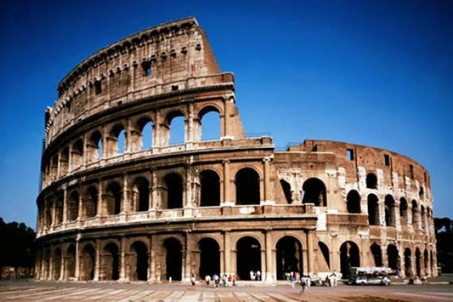 ROMA Y SORRENTO CON ISLAS GRIEGAS