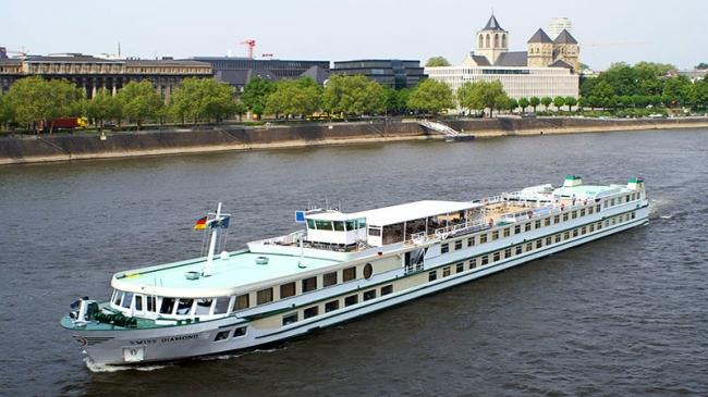 Gran Crucero Fluvial por el Danubio