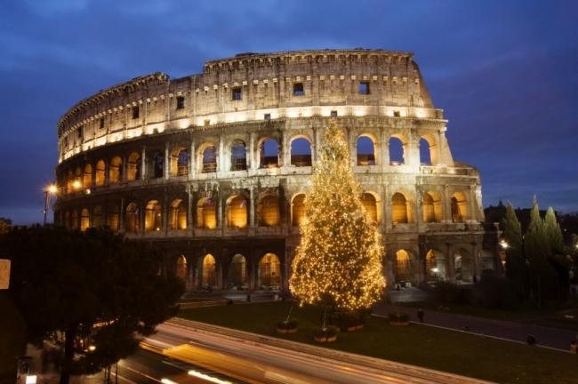 Invierno Europeo: Roma, Alpes, París y Madrid