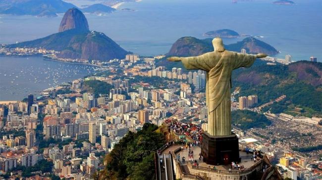 BARRA DE TIJUCA, RIO DE JANEIRO, BRASIL - Verano 2019