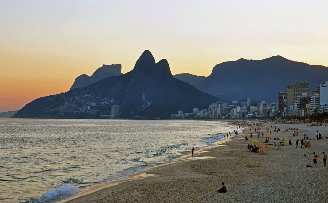 RIO DE JANEIRO, BRASIL - Verano 2019