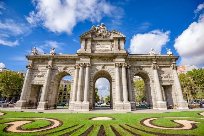 ROMA, PARIS, LONDRES Y MADRID