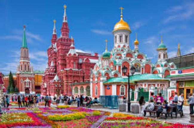 RUSIA Y UCRANIA