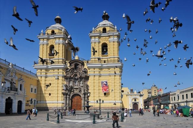 AMANECER EN MACHU PICCHU, Peru