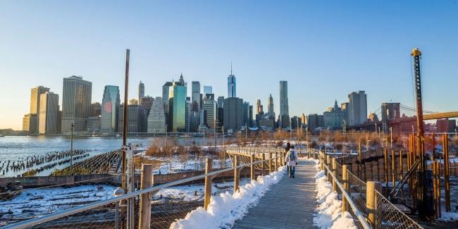 INVIERNO EN NUEVA YORK