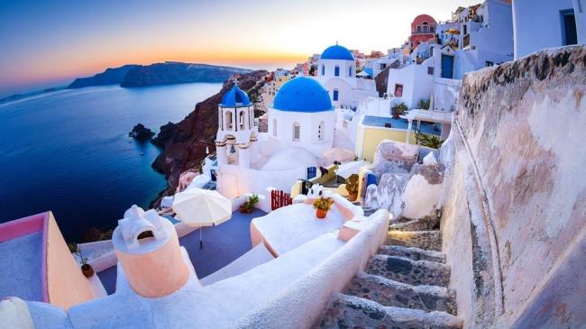 ATENAS, MYKONOS Y SANTORINI - Grecia