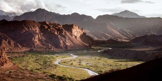 NORTE ARGENTINO, Valles Calchaquíes, Salinas y Quebrada Humahuaca