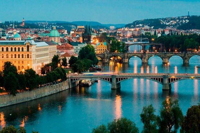 BERLIN, PRAGA, BUDAPEST Y POLONIA