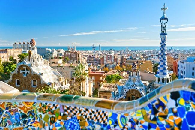 EUROPA TURISTA. España, Francia e Italia