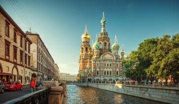 PRAGA, BUDAPEST, VIENA CON RUS...